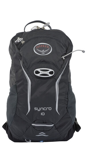 Osprey Syncro 10 - Mochila bicicleta - S/M gris/negro